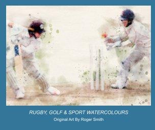 Sport Watercolours book cover