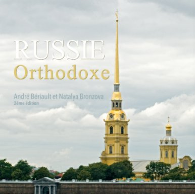 Russie orthodoxe book cover