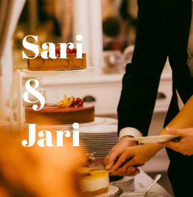 Sari ja Jari book cover