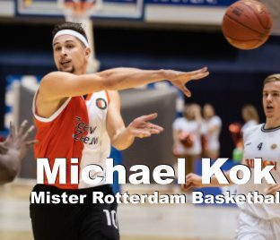 Mister Rotterdam Basketbal book cover