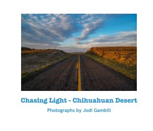Chasing Light - Chihuahuan Desert book cover