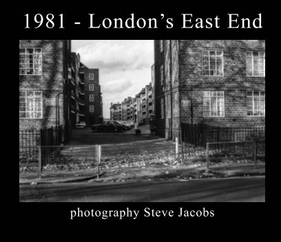 London's East End - 1981 book cover