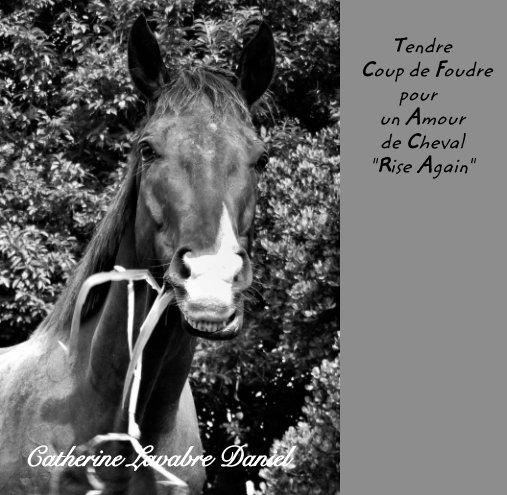 """View Tendre Coup de Foudre pour un Amour de Cheval """"Rise Again"""" by Catherine Lavabre Daniel"""