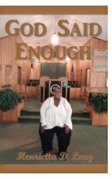 God Said Enough book cover
