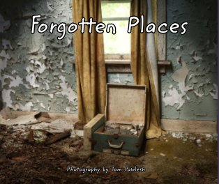 Forgotten Places book cover