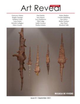 Art Reveal Magazine #61 book cover