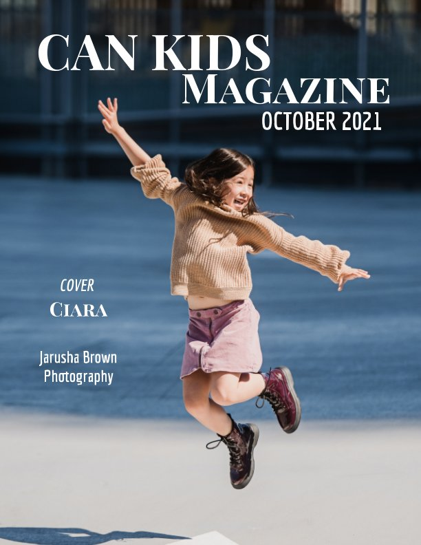 View October 2021 by CAN KIDS