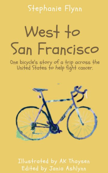 View West to San Francisco by Stephanie Flynn