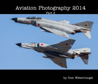 Aviation Photography 2014 part 3 book cover