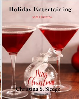 Holiday Entertaining with Christina book cover