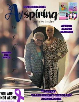Aspiring Authors Magazine October 2021: book cover