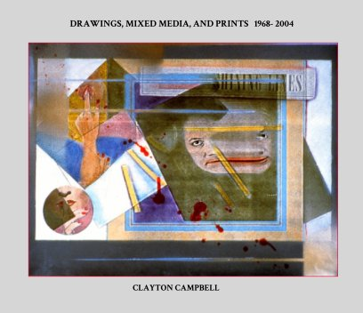 Drawings, Mixed Media and Prints 1968-2004 book cover