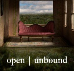 open   unbound book cover