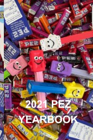Pez Yearbook 2021 book cover