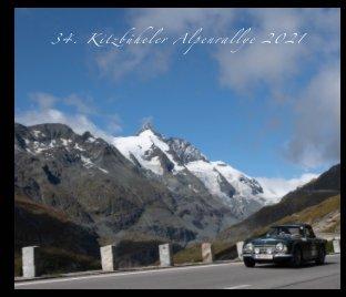 34. Kitzbüheler Alpenrallye 2021 book cover