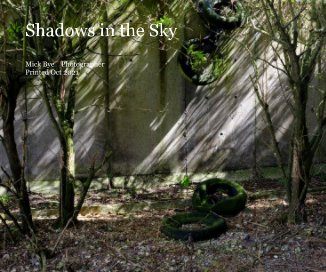 Shadows in the Sky book cover