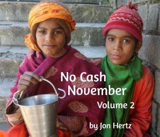 No Cash November Volume 2 book cover