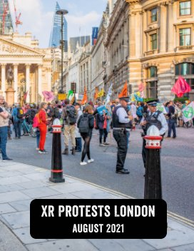 XR Protests London book cover