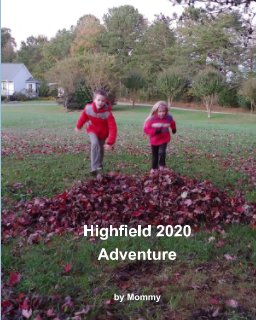 Highfield Adventure 2020 book cover