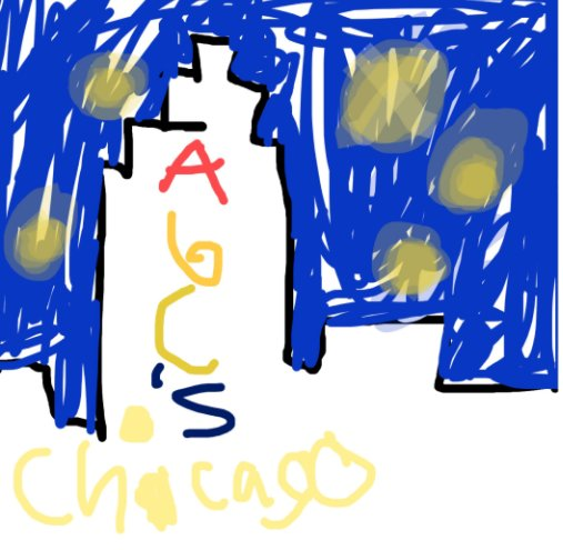 View Chicago ABCs by Gavin Paul