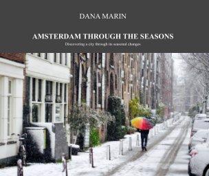 Amsterdam Through the Seasons book cover