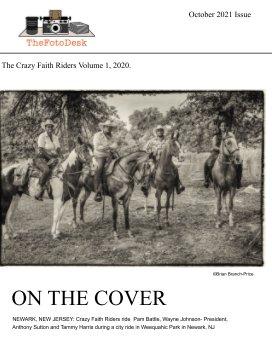 Crazy Faith Riders 2020 Volume 1 book cover