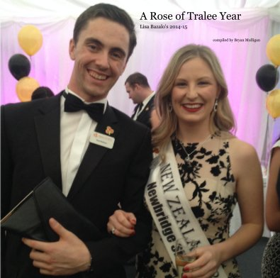A Rose of Tralee Year book cover