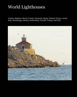 World Lighthouses book cover