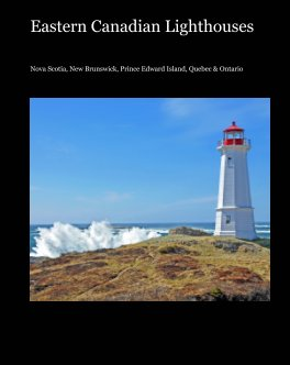 Eastern Canadian Lighthouses book cover
