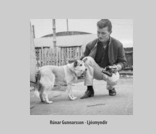 Rúnar Gunnarsson - Ljósmyndir book cover