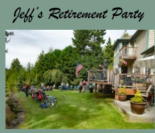Jeff's Retirement Party book cover