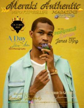 Meraki Authentic Magazine October 2021 book cover