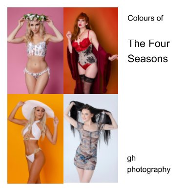 Colours of THE FOUR SEASONS book cover