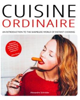 Cuisine Ordinaire book cover