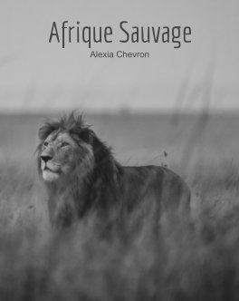 Afrique Sauvage book cover