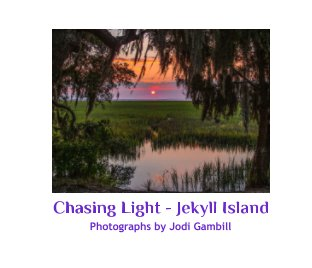 Chasing Light - Jeykll Island book cover