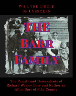 The Barr Family of Southwest Mississippi book cover