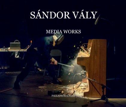 Sándor Vály book cover