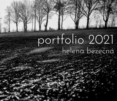 Portfolio 2021 book cover