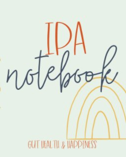 Simple IPA Notebook book cover