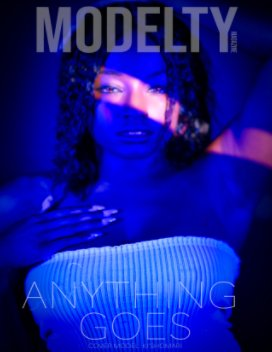 Issue 1: Anything Goes book cover