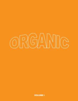 Organic book cover