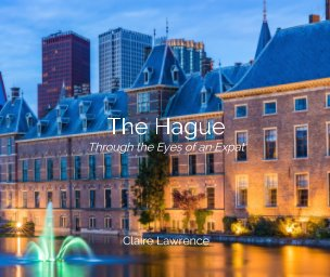 The Hague Through the Eyes of an Expat book cover