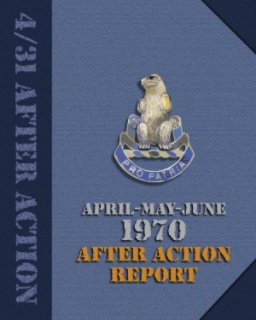 After Action Report 4/31 book cover