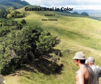 Guadalcanal in Color book cover