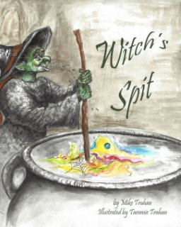 Witch's Spit book cover