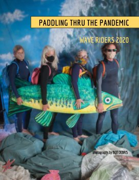 Paddling Thru The Pandemic book cover