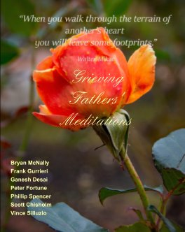 Grieving Fathers Meditations book cover