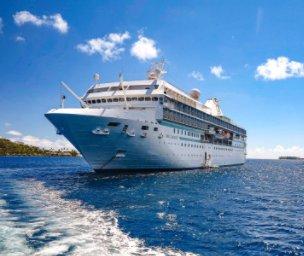 French Polynesia Cruise book cover