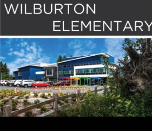 Wilburton Elementary School book cover